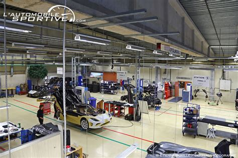 Visit Of Koenigsegg S Factory And Pictures