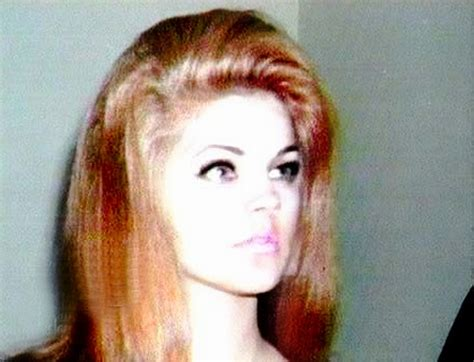 priscilla presley hairstyles priscilla with red hair mid 60s i never knew she had