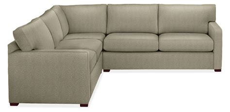 room and board sectional sofa benedetina sectionals room and board