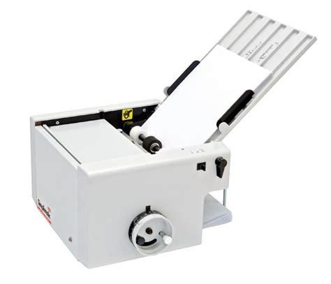 Manual Paper Folding Machine - paper folding machine manual mbm simplimatic tabletop folder
