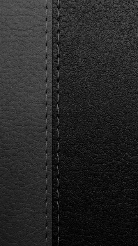 Ultra HD Black Leather Wallpaper For Your Mobile Phone0322
