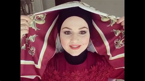 Simple Modern Hijab Styles