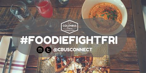 columbus connection introducing foodie fight friday trivia columbus culinary connection