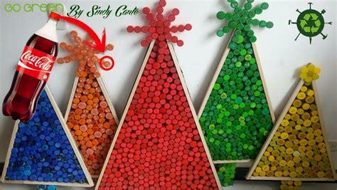 rbol de navidad reciclado manualidades 161 11 manualidades para navidad con reciclaje que tienes que intentar manualidades