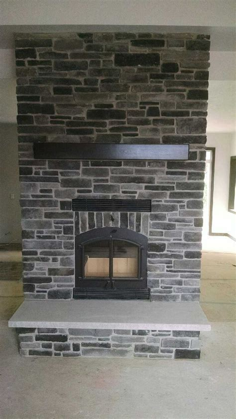Our House   Kozy Heat 231 Wood burning fireplace