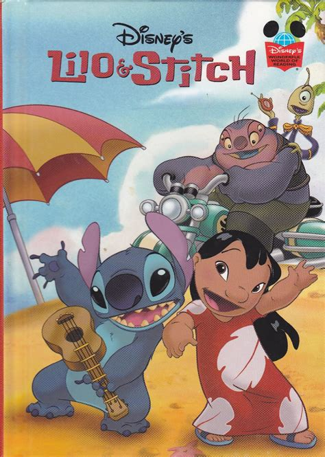 disney lilo stitch the story of the in comics books lilo stitch disney s wonderful world of reading