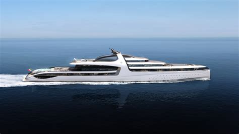 elon musk yacht the admiral x force 145 yacht will sail for over 1