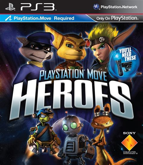 Kaset Ps3 Bd Playstation Move Heroes test ps move heroes