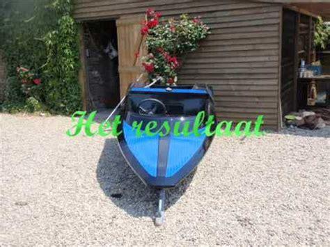 seafire speedboot kopen seafire boot nieuwe lak youtube