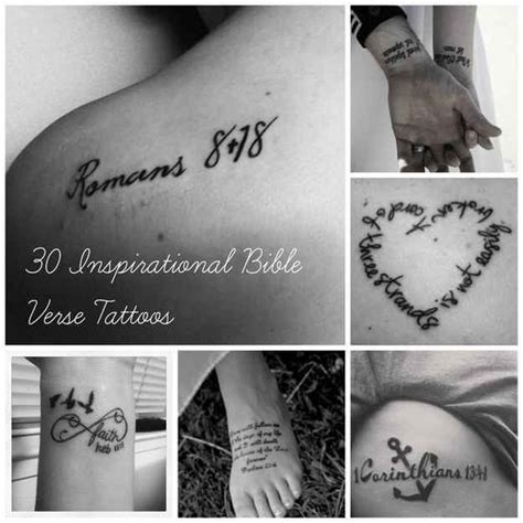 Love These Beautiful Tatts Tatts With Meanings Bible Verse Against Tattoos Piercings
