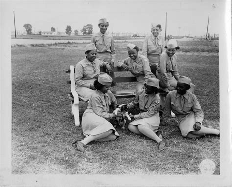african americans in world war ii wacs it s our war too the wac at c atterbury during wwii