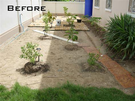 pebble rock garden designs forget grass why not install a pebble rock garden