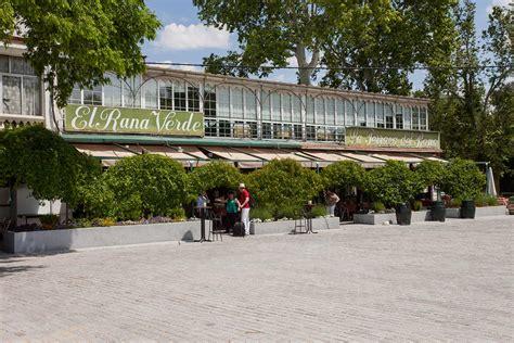 hotel jardin de aranjuez hotel jard 237 n de aranjuez restaurante el rana verde