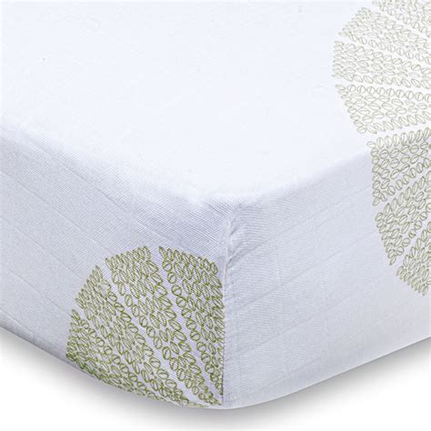 Organic Baby Crib Sheets by Aden Anais Oasis Organic Crib Sheet By Aden And Anais
