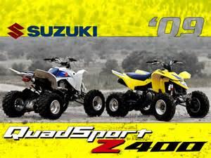 Suzuki Comments Suzuki Lt Z 400 Photos And Comments Www Picautos