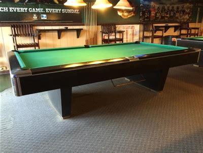 gandy 9 foot quot big g quot pool table pool tables plus
