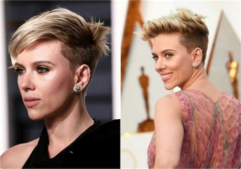 latest short haircuts  women  top celebrity