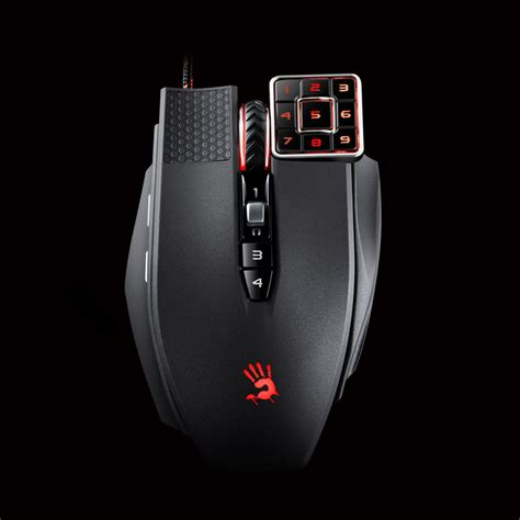 Bloody Gaming Mouse P85 No 85 Infrared Switch 7 Profile Macro Ori ml160 commander laser gaming mouse bloody official website