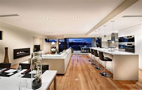 scenic river views and indoor outdoor interplay shape classy aussie home