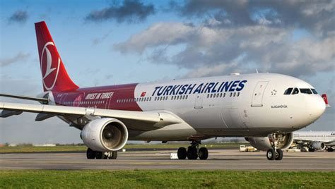 Turkish Airlines The Potential 1400 air s 233 n 233 gal sa paie les pots cass 233 s la r 233 f 233 rence du