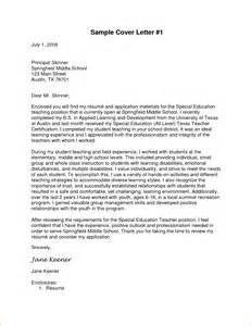 5  simple job application letter sample for teacher