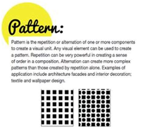 pattern definition in english balance art ed 8 on pinterest principles of design