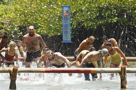 survivor     immunity challenge episode