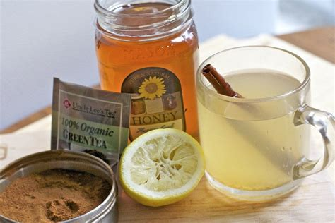 Honey Cinnamon And Water Detox by Green Tea Lemon Water Cayenne Cinnamon Honey Divas