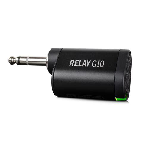 Line6 Relay G10 Guitar Wireless line 6 relay g10 digital wireless guitar transmitter at