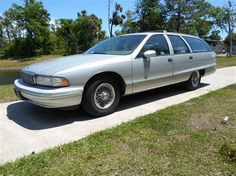 Used Cars Port Orange Fl by Silver Chevrolet Caprice For Sale Used Cars On Buysellsearch