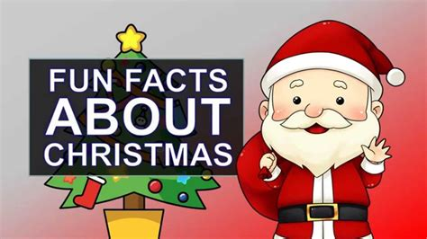 fun facts about christmas christmas cartoons for children