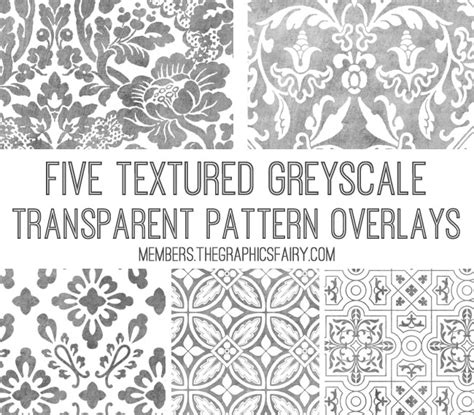 vintage pattern overlay stunning vintage pattern collection overlays tgf premium