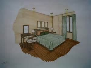 Perspective Drawing Of Bedroom Sheila S Project Interior Design 2 Living Home Project