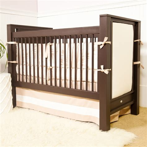 The Crib by Crib With Upholstered Panels From Newport Cottages