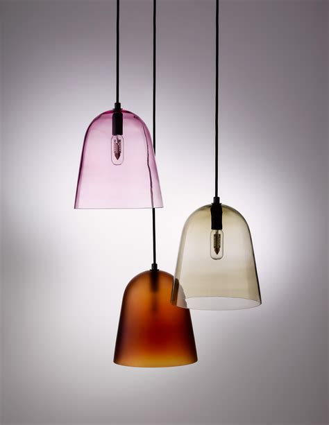 Pendant Lights Au Decorations Table L Contemporary Blown Glass Orange Lightline By Also Contemporary