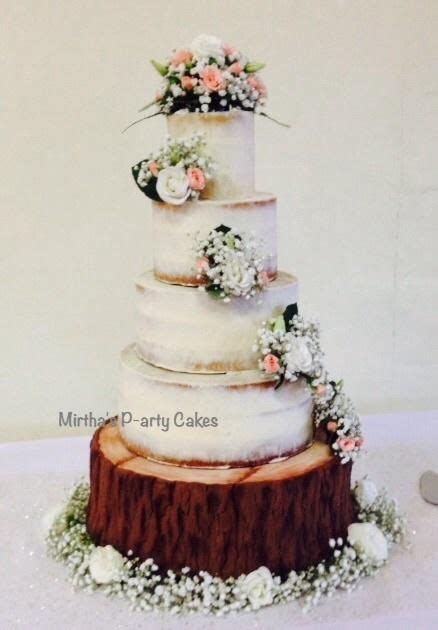 79 Best Images About Naked Cakes On Pinterest Cake Blog