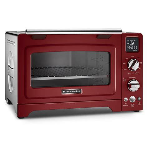 Kitchenaid Countertop Stove by Kitchenaid Kco275gc 12 Quot Countertop Convection Oven W 9
