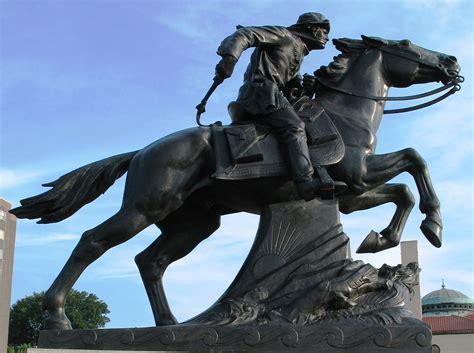 pony express pony express statue jpg