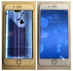 iphone screen repair  milwaukee waukesha xs xr