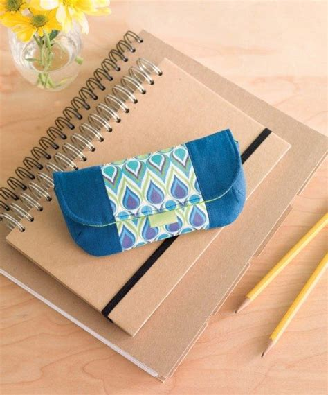pattern present perfect eye candy glasses case with melissa sewing collective