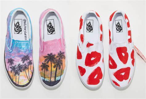 design for vans vans custom culture ambassadors 2017 sneaker designs