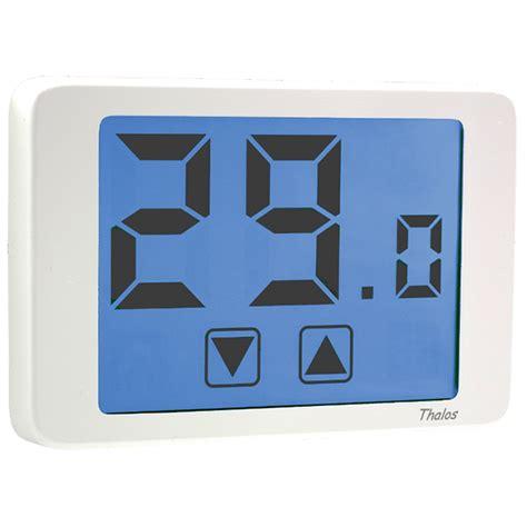digital room touch screen digital room thermostat advantay