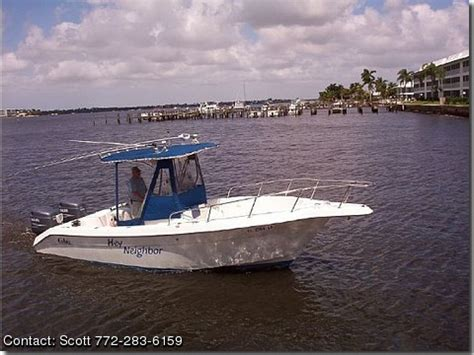 cobia boats for sale by owner 1999 cobia 244 by owner boat sales