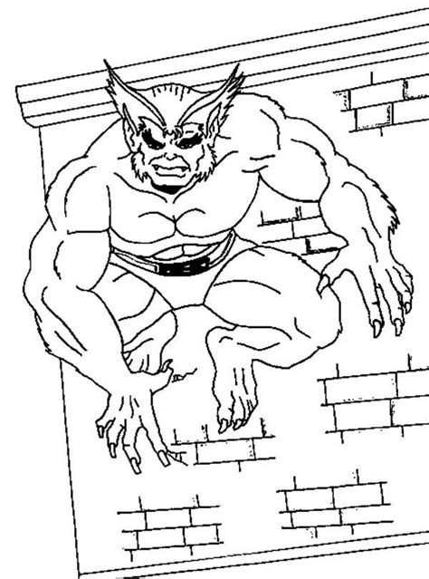 marvel beast coloring pages marvel villains coloring pages galactus marvel villains
