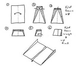 paper airplane templates for distance how to fold a world record paper airplane wired