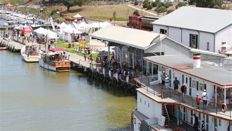 wooden boat festival goolwa anchors aweigh for 2017 sa wooden boat festival the times