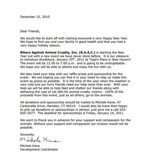 sle letter introducing charity sle letter introducing charity 28 images charity