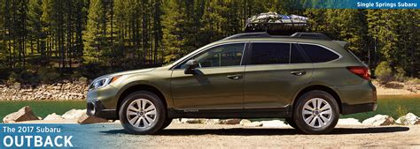 Cpo Subaru by 2017 Subaru Cpo Outback Model Research The Outback Model