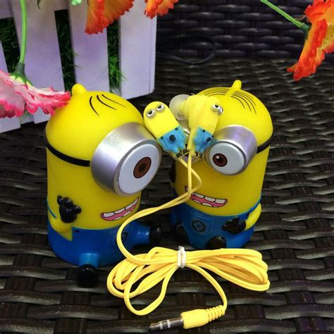 Earphone Minion 17 best images about minions time on toothbrush holders pc computer and vacuum flask