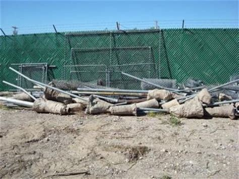 build your own fence fence material build your own security fence government auctions